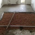Чем утеплить пол первого этажа в керамзитобетонном доме?